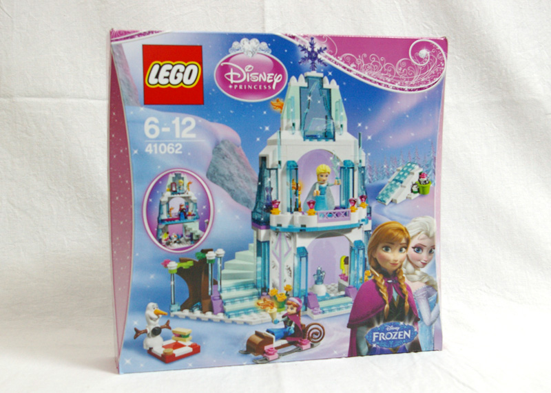 #41062 レゴ エルサのアイスキャッスル