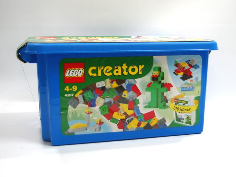 #4107 レゴ 基本セット・クリエイター