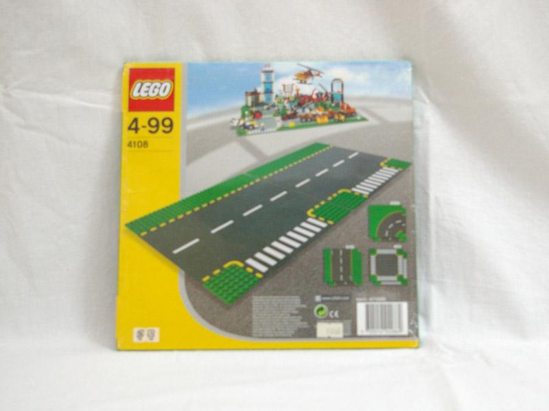 #4108 レゴ ロードプレートT字路