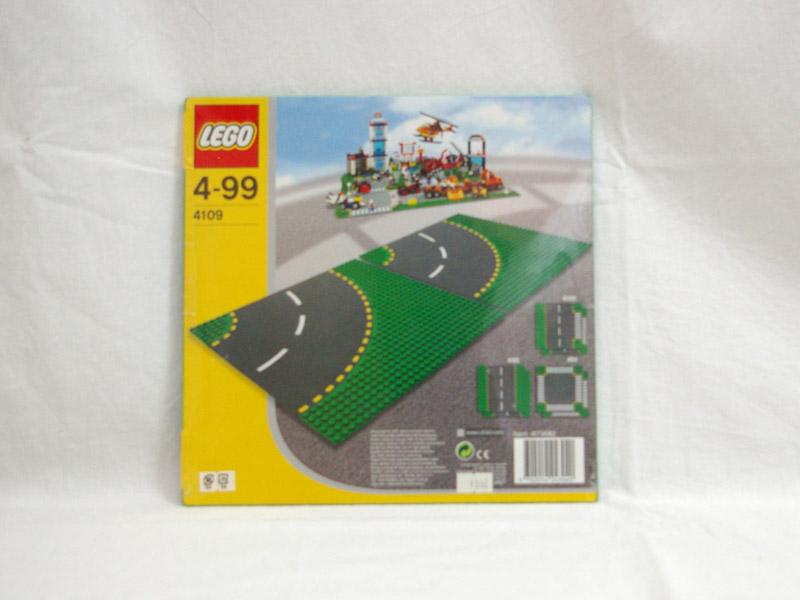 #4109 レゴ ロードプレート カーブ