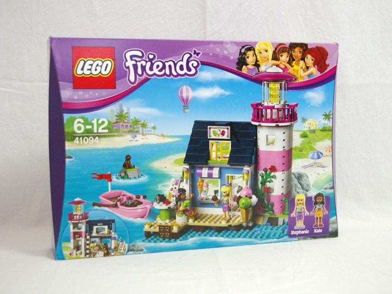 #41094 レゴ ハートレイクハーバーハウス