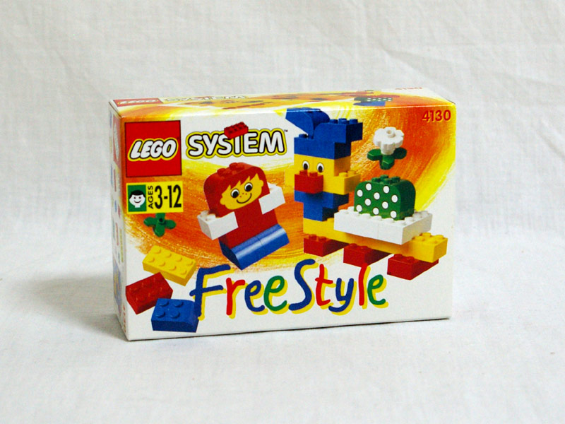 #4130 レゴ フリースタイル組立セット