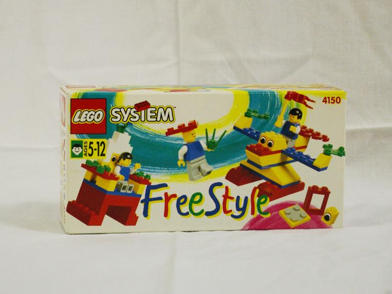 #4150 レゴ フリースタイル組立セット