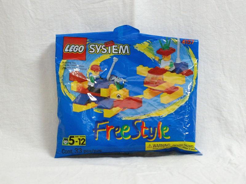 #4157 レゴ フリースタイルお試しセット