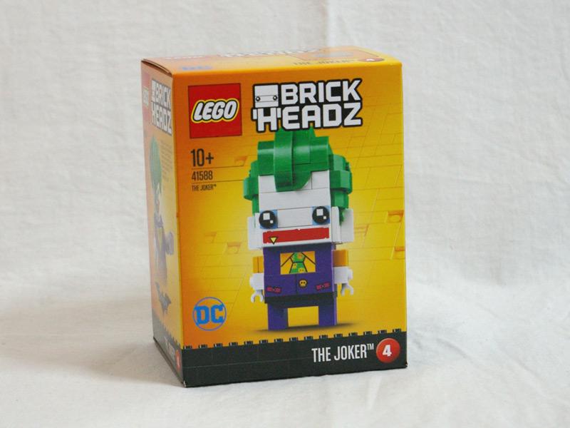 #41588 レゴ ブリックヘッズ ジョーカー