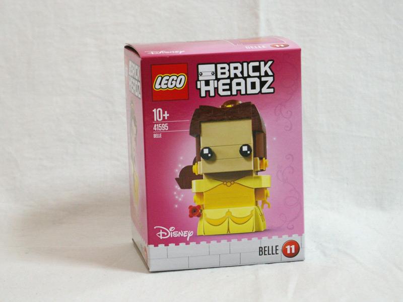 #41595 レゴ ブリックヘッズ ベル
