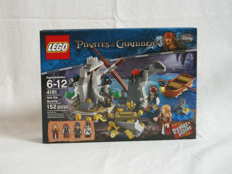 #4181 レゴ 死の島