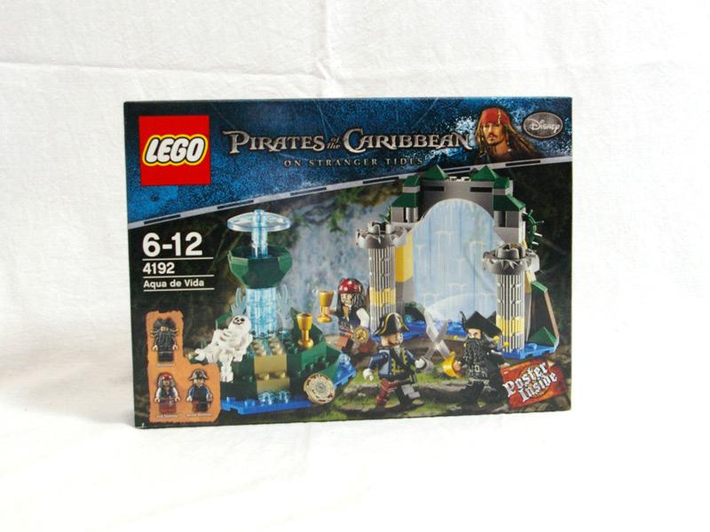 #4192 レゴ 生命の泉