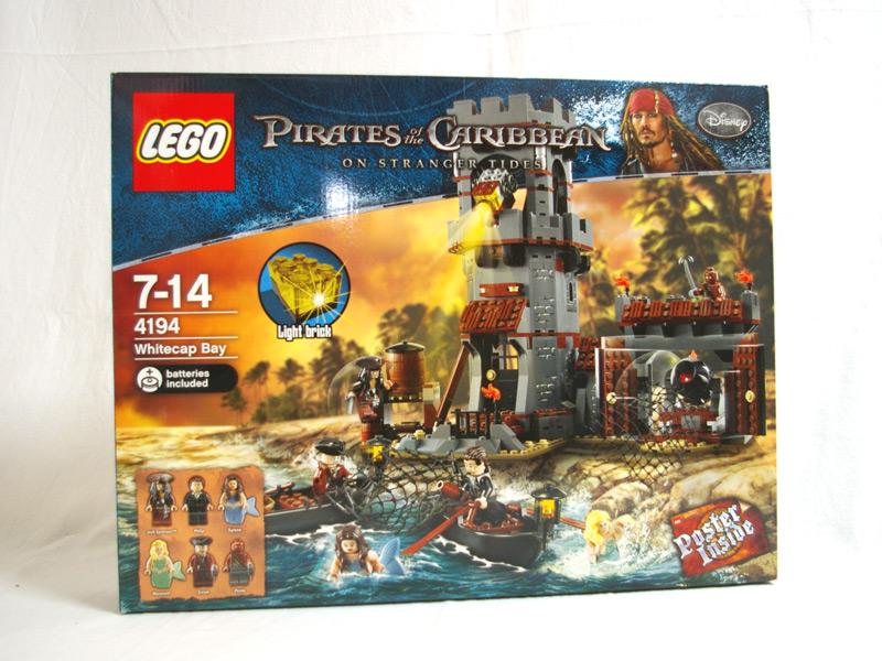 #4194 レゴ ホワイトキャップ湾