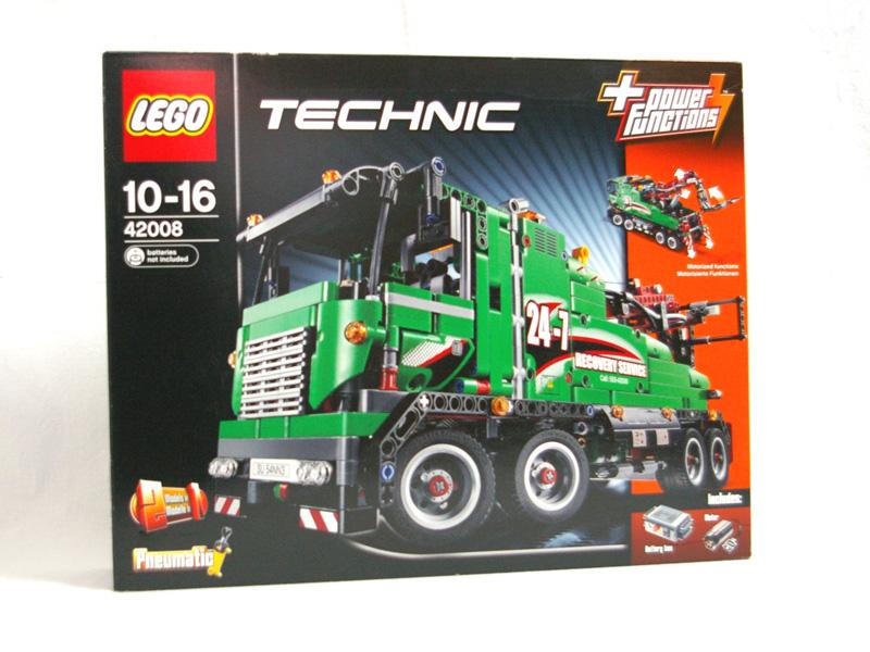 #42008 レゴ サービストラック