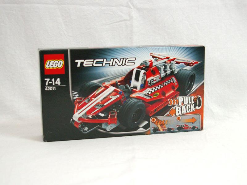 #42011 レゴ レースカー