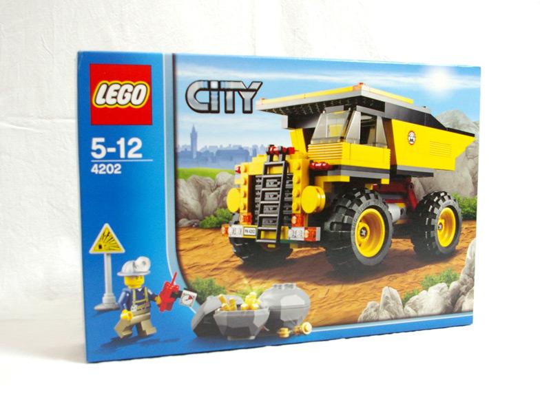 #4202 レゴ ダンプトラック