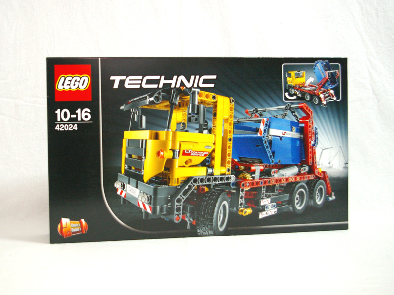 #42024 レゴ コンテナトラック