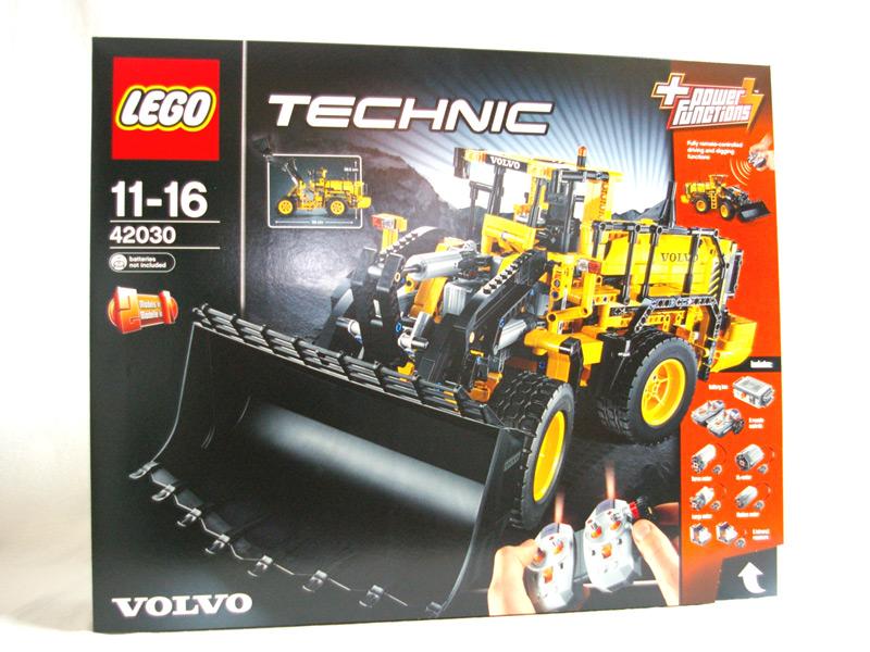 #42030 レゴ Volvo L350F ホイールローダー