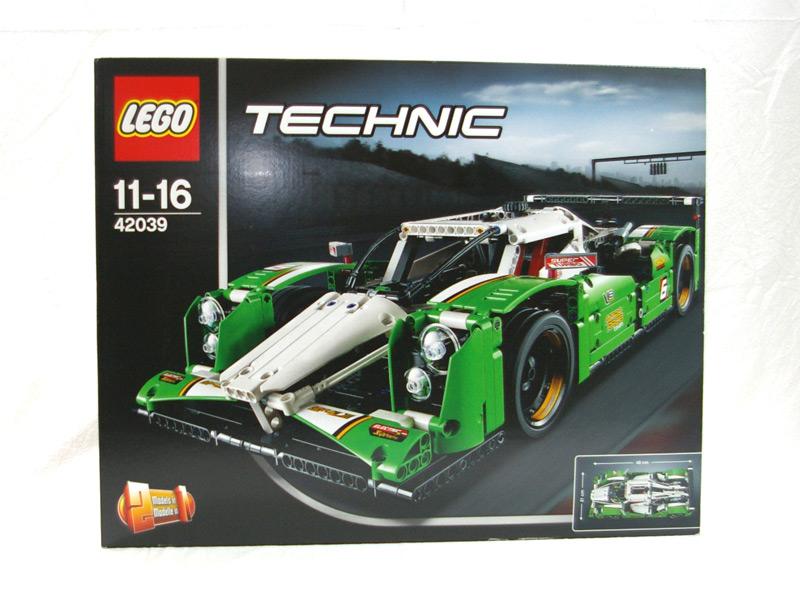 #42039 レゴ 耐久レースカー
