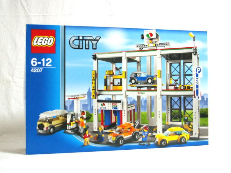 #4207 レゴ パーキング
