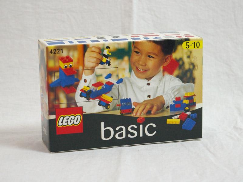 #4221 レゴ 基本セット