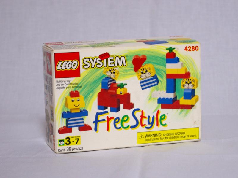 #4280 レゴ 3歳以上お試しセット