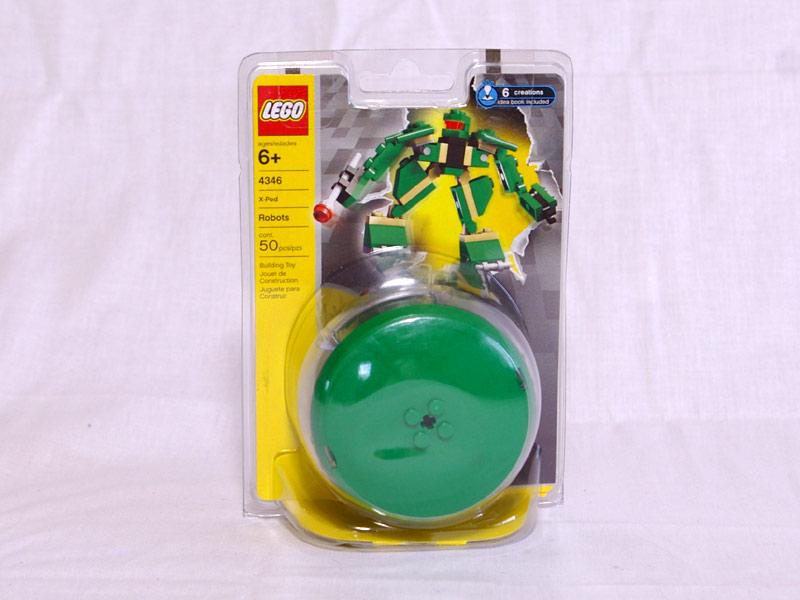 #4346 レゴ ロボットポッド