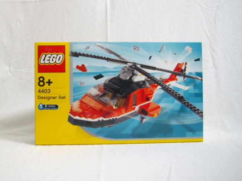 #4403 レゴ エアーブレイザー