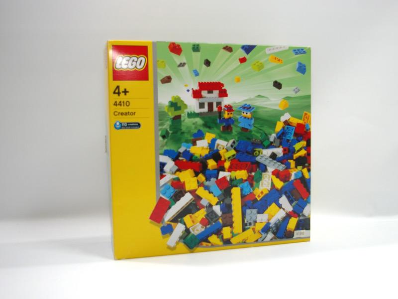 #4410 レゴ ビルド・アンド・クリエート