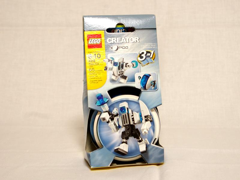 #4416 レゴ ロボットポッド