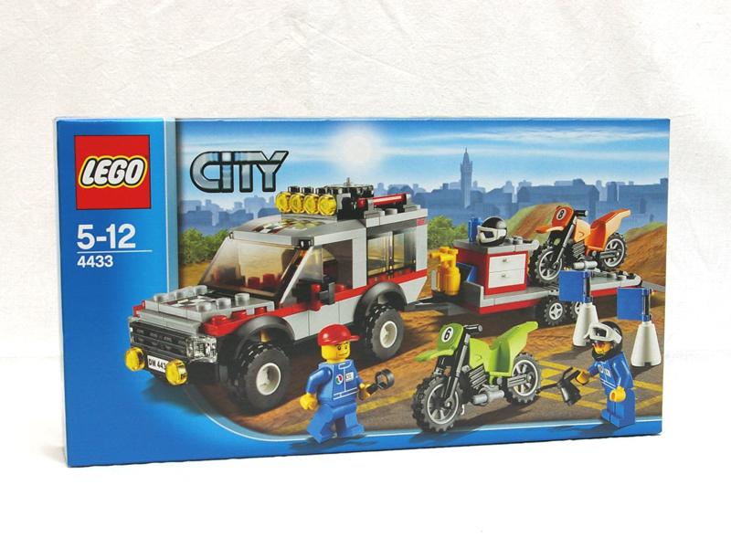 #4433 レゴ 4WDバイクキャリアー