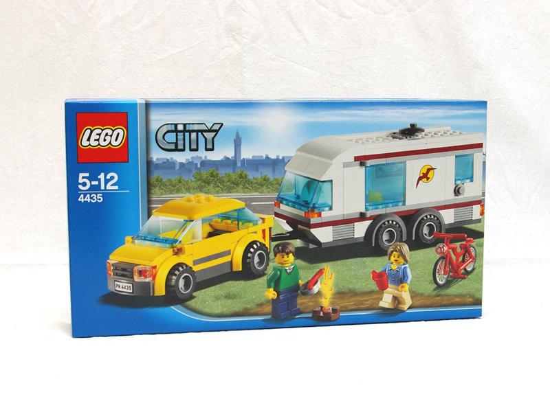 #4435 レゴ キャンピングワゴン