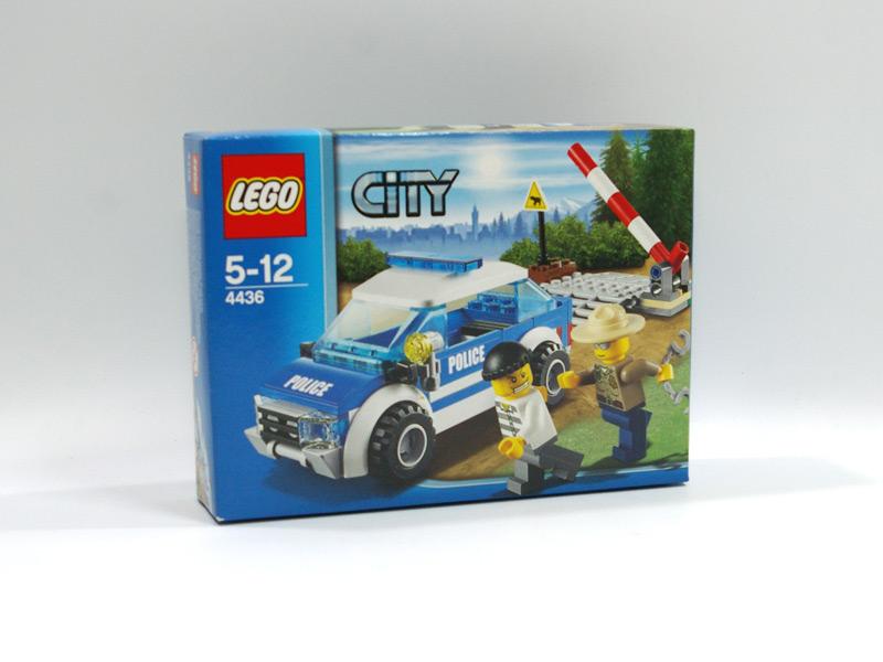#4436 レゴ フォレストポリスパトロールカー