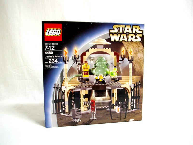 #4480 レゴ ジャバの宮殿