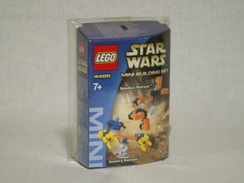 #4485 レゴ ミニセブルバ&アナキンのポッドレーサー