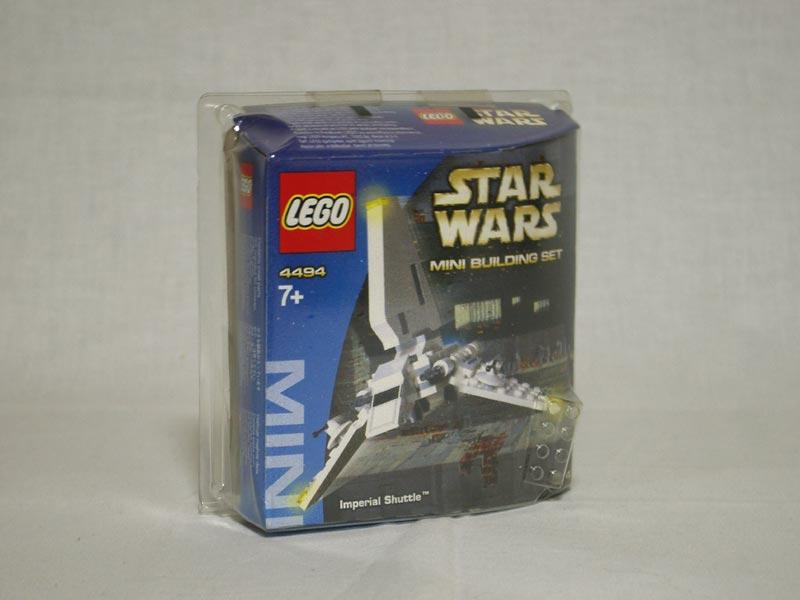 #4494 レゴ ミニインペリアルシャトル