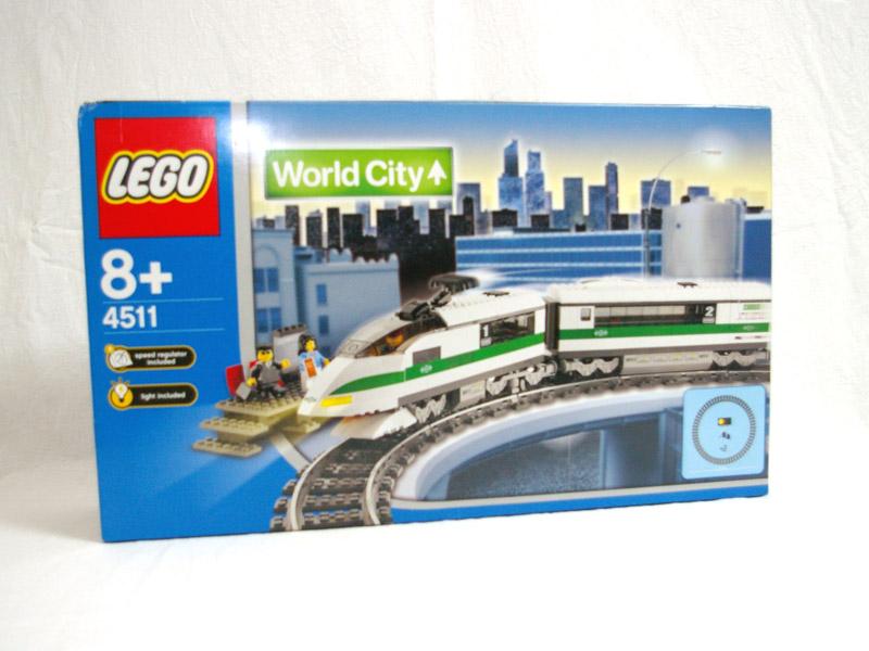 #4511 レゴ ハイスピード・トレイン
