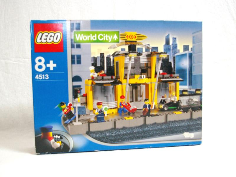 #4513 レゴ グランド・セントラルステーション