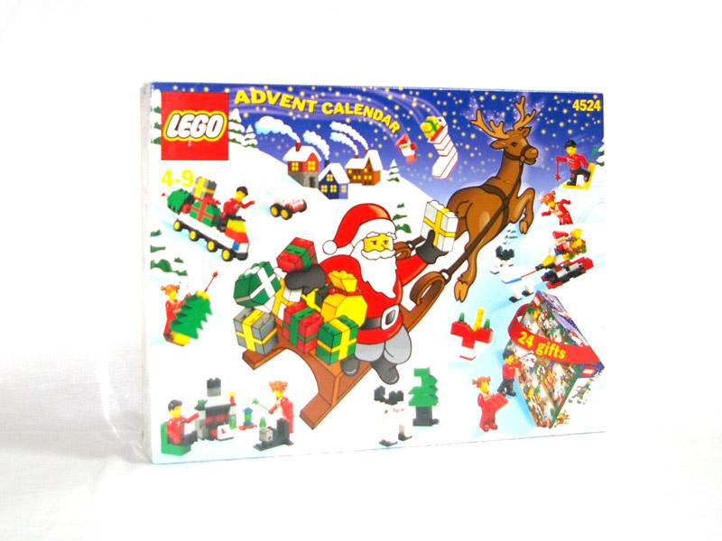 #4524 レゴ クリエイターアドベントカレンダー2002