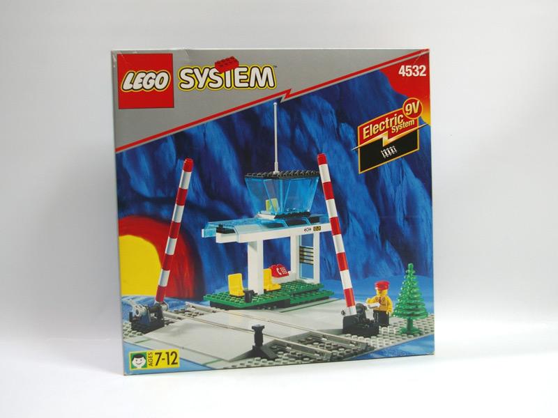 #4532 レゴ 踏切セット