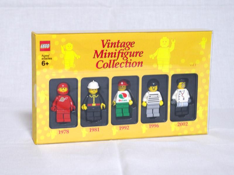 #4536875 レゴ ヴィンテージ ミニフィグ コレクション Vol.1