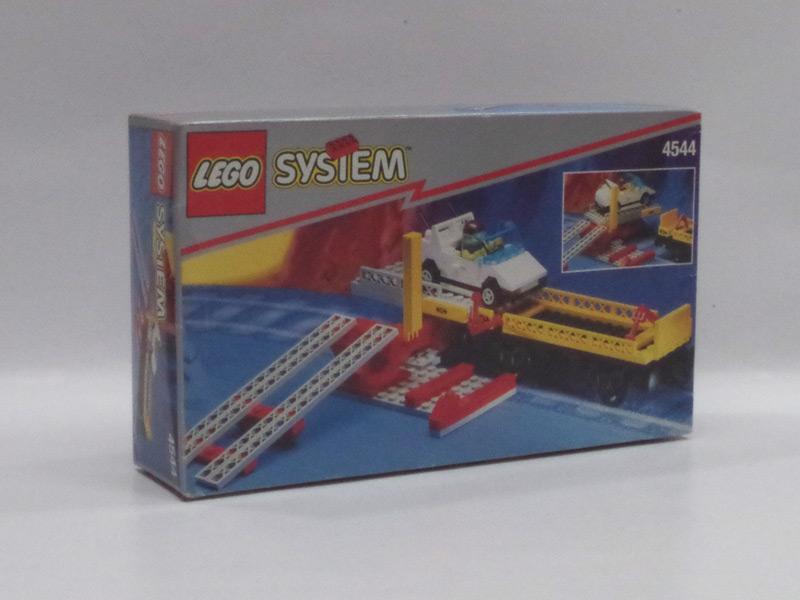 #4544 レゴ トランスポートワゴン