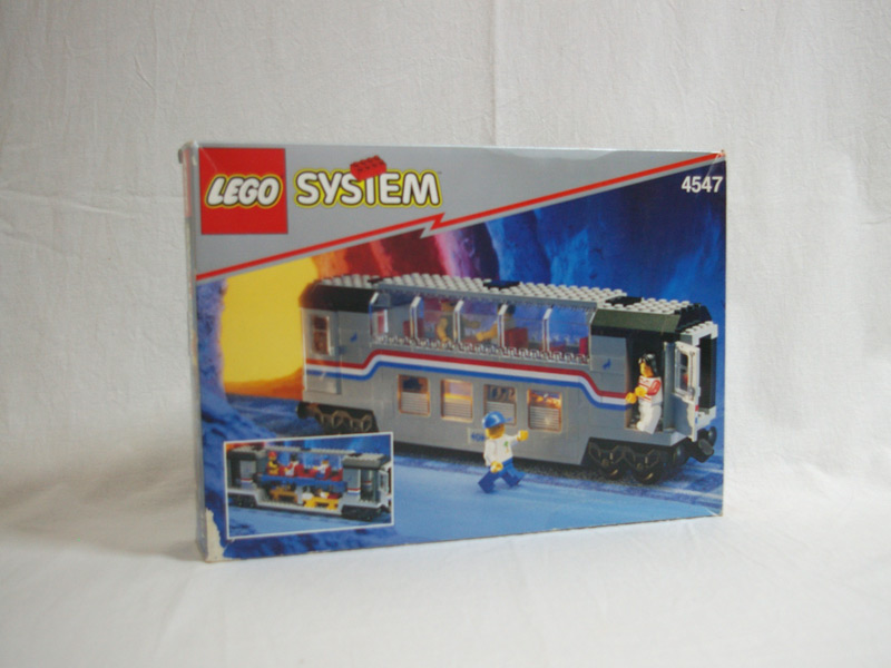 #4547 レゴ クラブカー