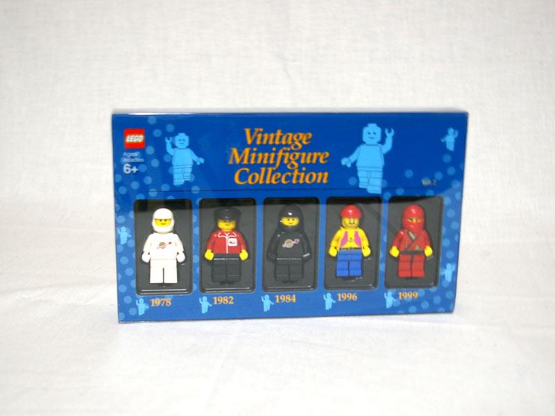 #4553021 レゴ ヴィンテージ ミニフィグ コレクション Vol.2