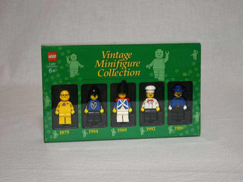 #4559962 レゴ ヴィンテージ ミニフィグ コレクション Vol.3
