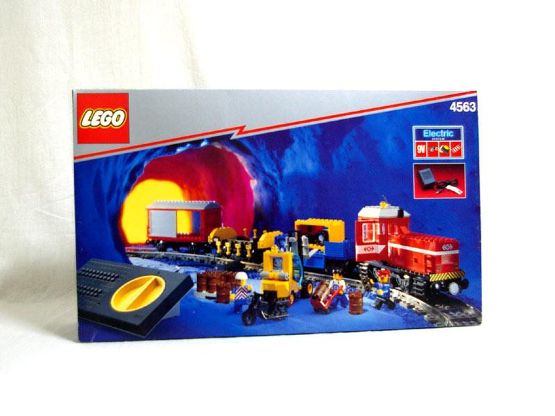 #4563 レゴ 貨物列車セット