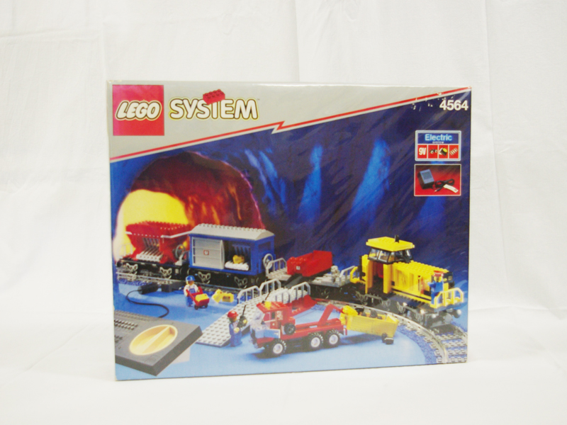 #4564 レゴ 新貨物列車セット