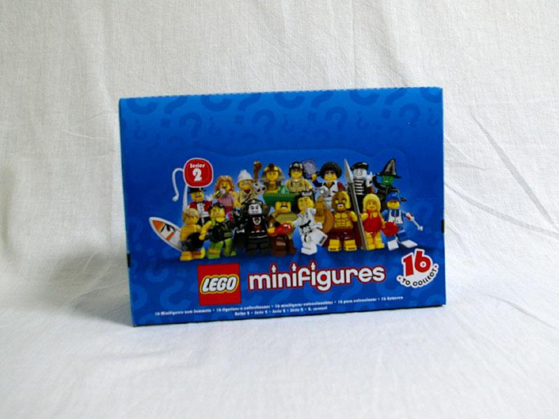 #4590556 レゴ ミニフィギュアシリーズ Vol.2(60個)