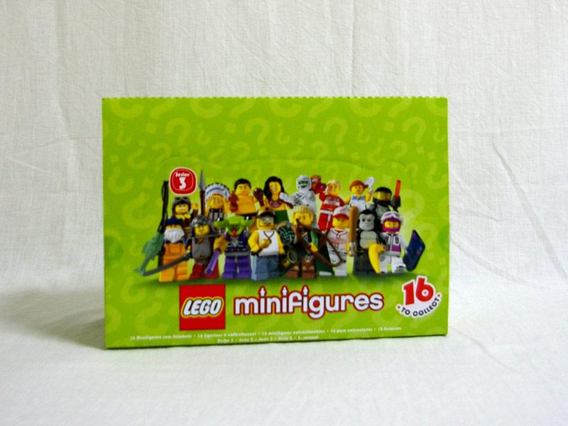 #4614581 レゴ ミニフィギュアシリーズ Vol.3(60個)