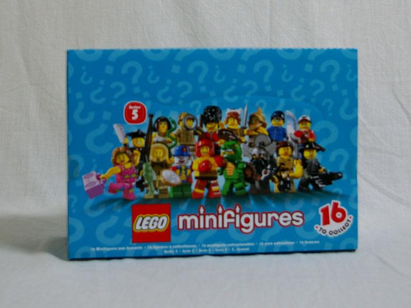 #4614607 レゴ ミニフィギュアシリーズ Vol.5(60個)