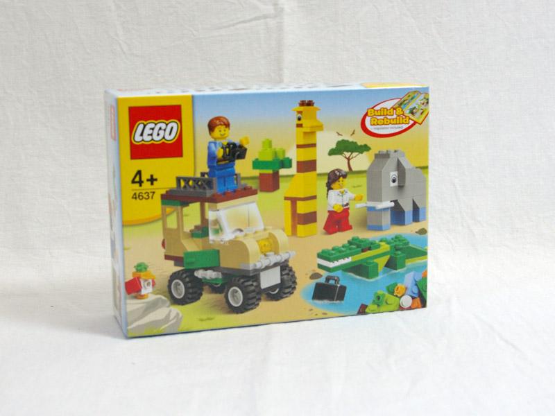 #4637 レゴ サファリ