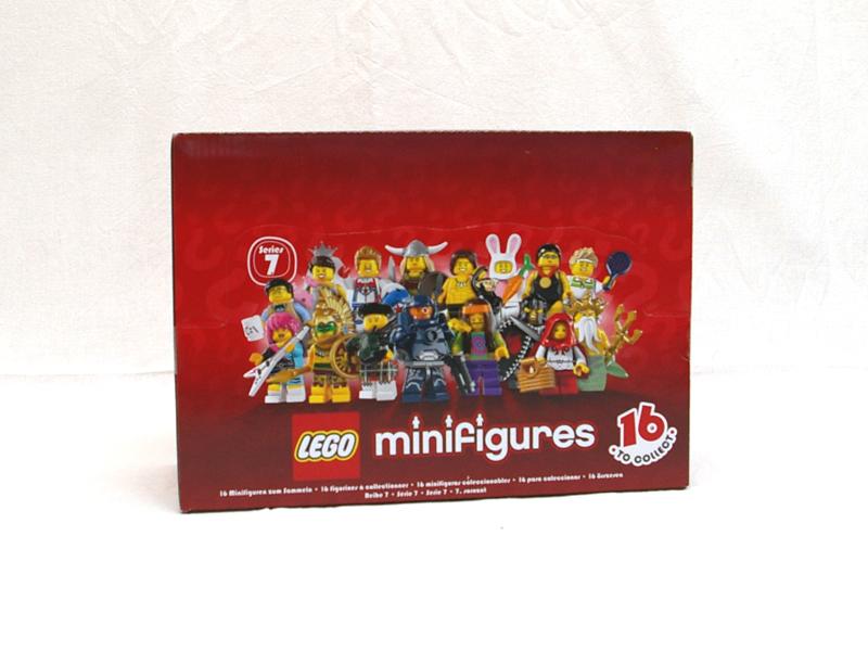 #4648578 レゴ ミニフィギュアシリーズ Vol.7(60個)