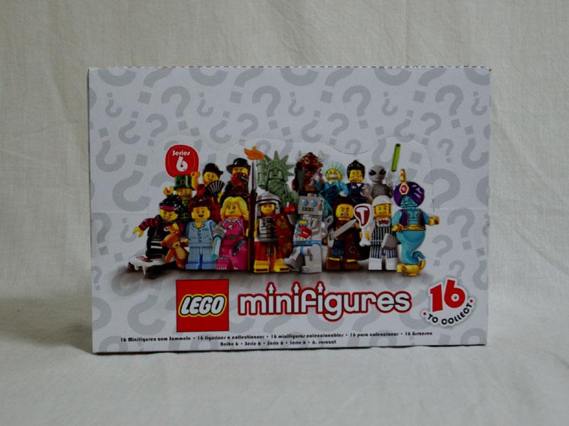 #4648586 レゴ ミニフィギュアシリーズ Vol.6(60個)