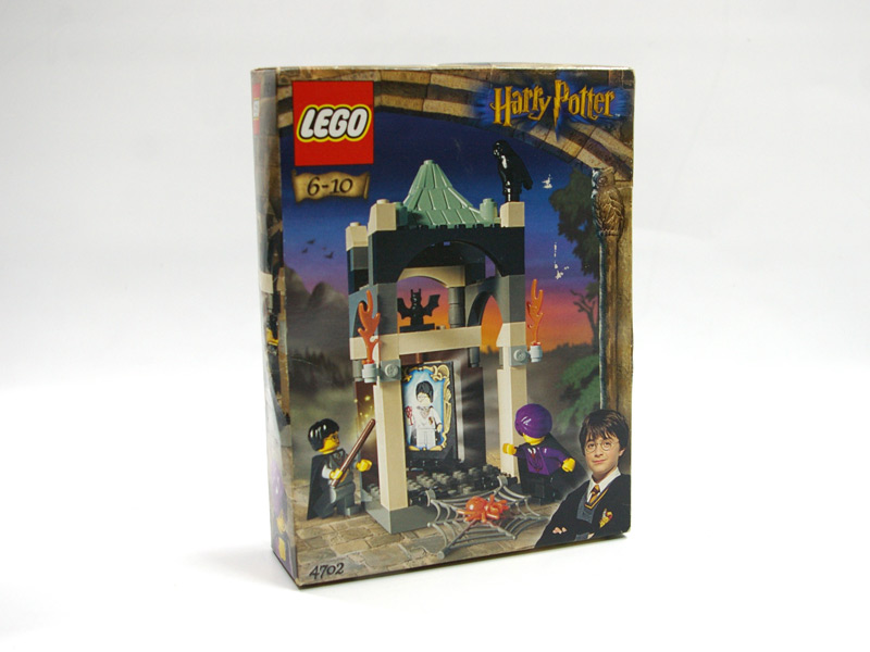 #4702 レゴ 最後のチャレンジ